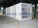 40-футовом контейнере Blast морозильной камере