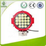 高く明るい63W自動車部品LED作業ライト