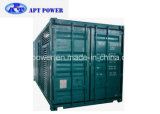 800kVA gerador diesel instalado dentro do recipiente 20FT