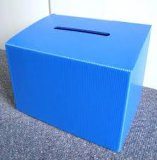 Kundenspezifische pp. Hollow Box für Storage u. Packaging u. Turnover Plastic Box