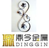 Lasbare Decoratie Uit gegoten staal voor Verkoop