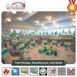 Struttura della tenda foranea della tenda di Liri per spazio provvisorio o la struttura permanente