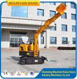 Miniexkavator der Qualitäts-preiswerter Gleisketten-800kg mit Preisen