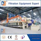 Imprensa de filtro controlada da câmara do PLC de Dazhang para o sulfato de sódio