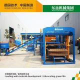 Big automatique machine à fabriquer des briques de ciment (QT10-15)
