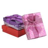 Bijoux en papier d'emballage en carton ondulé boîte cadeau