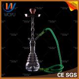 Bouteille en verre Artisanat Shisha fumée Wate Pipe Hookah de haute qualité