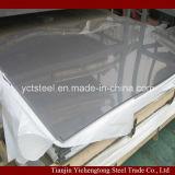 316 304 Steel di acciaio inossidabile Sheet con il PVC Films