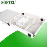 12 núcleos de acero laminado en frío la caja de bornes FTTH Box