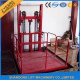 Lift Tabllesの縦のHydraulic Guide Rail Lifting Platform
