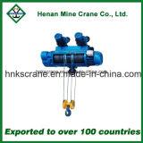 Электрическая лебедка веревочки провода крана 10 тонн