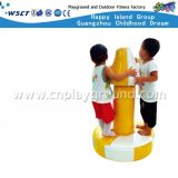 Gioco dell'interno del campo da giuoco del giocattolo elettrico animale del carosello (HD-7805)