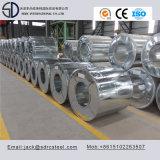 Dx51d+Zf kontinuierlicher heißer eingetauchter galvanisierter Stahlring