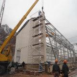 Construcción de acero de la fabricación del taller prefabricado con Niza calidad