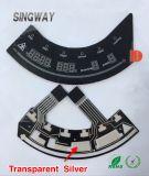 Interruptor de membrana capacitivo para aparelhos electrodomésticos