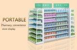 簡単で、強い韓国の小売店の棚