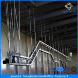 Piccola strumentazione di scottatura di macellazione del POT dell'acciaio inossidabile