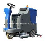Balade sur électrique automatique Machine de nettoyage de plancher
