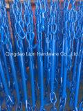 Весна крепежной детали цепи стали сплава G80 G70 хлеща рукоятку хлеща цепь