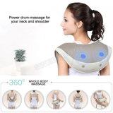 Cuidado de la Salud Tipo de tambor Tocar el cuello y el hombro Body Massager