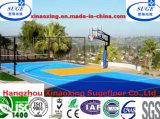 La cancha deportiva RoHS pisos, pisos deportivos de Baloncesto estándar DIN.