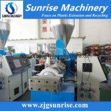 Пластичная производственная линия профиля PVC штрангпресса