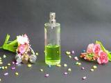 Botella de Perfume de vidrio/ frasco el frasco de cristal por el perfume o fragancia