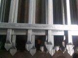 Rete fissa ornamentale superiore/barriera di sicurezza del ferro saldato del germoglio