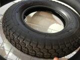 바퀴 무덤 타이어, 4.00-8 바퀴 무덤 타이어 및 관 & 압축 공기를 넣은 바퀴