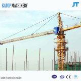 2017 fêz guindaste de torre de viagem Aisa das vendas Tc5510 de China no melhor para a maquinaria de construção
