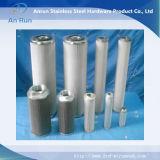 Cilindro de alta eficiencia del filtro de aceite de acero inoxidable