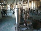Pasteurizador ultra de alta temperatura inoxidável sanitário da bobina do aço 1000L/H do alimento