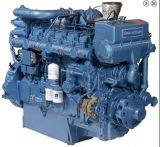 De Mariene Dieselmotor van Baudouin voor 6m26 8m26 12m26Macht 338kw-970kw
