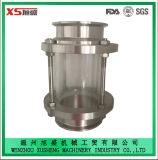 стекло визирования санобработки нержавеющей стали AISI304 63.5mm сваренное прикладом с сетью предохранения