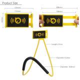 Supporto flessibile del collo della parentesi delle cellule del basamento pigro flessibile del telefono per il iPhone di Samsung