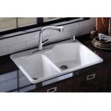 Plastic Mold for Undermount Kitchen Sinks
