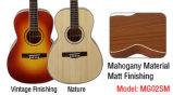 Гитара перемещения горячего сбывания Китая Handmade акустическая (MG02SM)