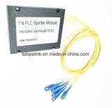 Беспроводной Сети для оптического волокна PLC 1X4 пластиковые окна разветвитель для систем CATV