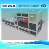 Automatische Belüftung-Rohr Belling Maschinerie für Plastikstrangpresßling-Zeile