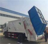 Dongfeng 4X2 8cbm 10cbmのコンパクターのごみ収集車
