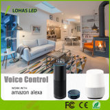Электрическая лампочка голоса Controlled Br30 10W WiFi франтовская СИД Alexa