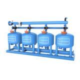 filtre de 48 '' de couleur medias bleu de sable pour l'irrigation d'agriculture