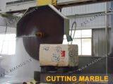De automatische Marmeren Blokken die van het Knipsel van de Snijder van het Blok van de Steen van de Bladen van het Graniet MultiGrootte maken