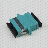 Het Oor Dx die van Sc Sm/mm/APC/Om3/Om4 de Adapter van de Optische Vezel lassen