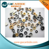 Karbid-indexierbare dreheneinlagen für Aluminium