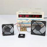 ventilatore assiale di raffreddamento senza spazzola del ventilatore di Smalldc del blocco per grafici di 80mm 5V -24V