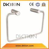 Anello di tovagliolo di disegno della barra rotonda dell'acciaio inossidabile BK006