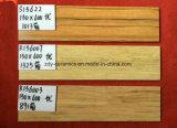 Telha de assoalho de madeira cerâmica bonita
