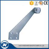 Затвор двери сплава цинка оборудования верхнего качества отлитый в форму штуцером резиновый