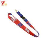 Дешевые Custom нейлоновые горловины шнурки/шнурок для ID Card (YB-L-009)